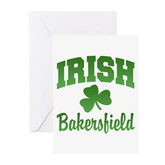 Bakersfield Irish Greeting Cards (Pk of 20)