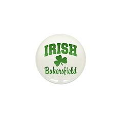 Bakersfield Irish Mini Button (100 pack)