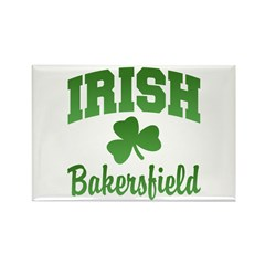 Bakersfield Irish Rectangle Magnet