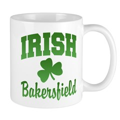 Bakersfield Irish Mug