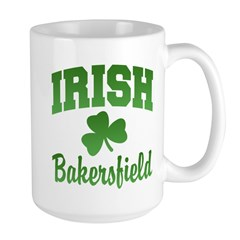 Bakersfield Irish Large Mug