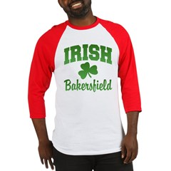 Bakersfield Irish Baseball Jersey