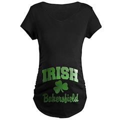 Bakersfield Irish Maternity Dark T-Shirt