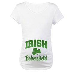 Bakersfield Irish Maternity T-Shirt