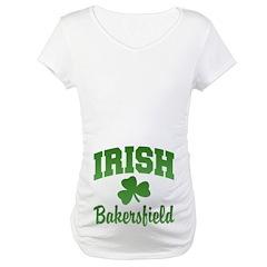 Bakersfield Irish Maternity T-Shirt