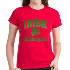 Bakersfield Irish Women's Dark T-Shirt