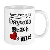 Daytona Beach Loves Me Mug