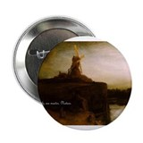 "Rembrandt van Rijn: The Mill 2.25"" Button (100 pac"