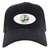 Skateboard Gecko Baseball Hat