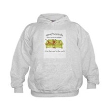 Racing For The Couch Hoodie