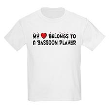 Belongs To A Bassoon Player T-Shirt