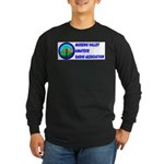 MVARA Long Sleeve Dark T-Shirt
