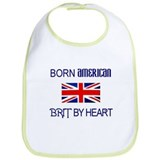 Born American, British by Hea Bib