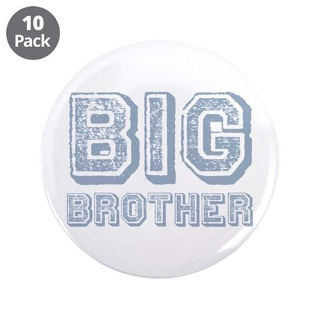 "BIG Brother 3.5"" Button (10 pack)"