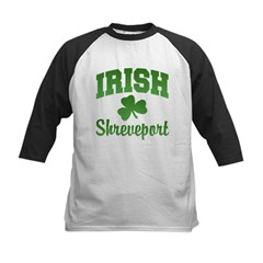 Shreveport Irish Kids Baseball Jersey