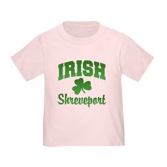 Shreveport Irish Toddler T-Shirt