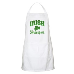 Shreveport Irish BBQ Apron