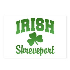 Shreveport Irish Postcards (Package of 8)