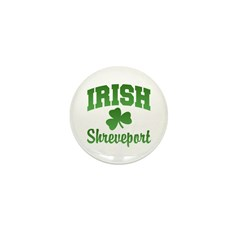 Shreveport Irish Mini Button (10 pack)