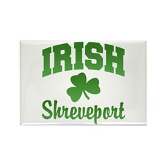 Shreveport Irish Rectangle Magnet