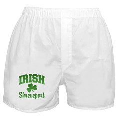 Shreveport Irish Boxer Shorts