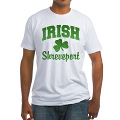 Shreveport Irish Fitted T-Shirt