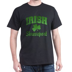 Shreveport Irish Dark T-Shirt