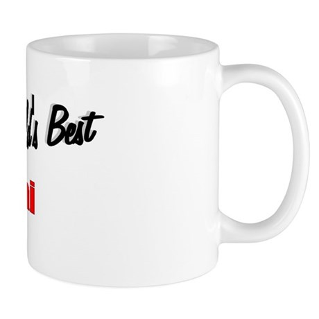 """The World's Best Nai"" Mug"