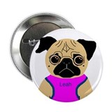 "Zoie and Leah 2.25"" Button (100 pack)"