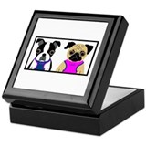 Zoie and Leah Keepsake Box