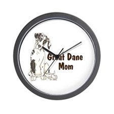 NH GD Mom Wall Clock