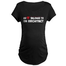 Belongs To An Architect T-Shirt
