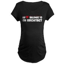 Belongs To An Architect T-Shirt