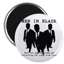 Men In Black 6 Magnet