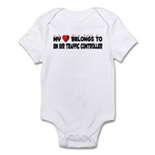 Belongs To An Air Traffic Controller Infant Bodysu