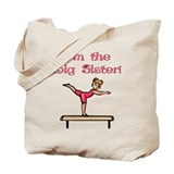I'm the Big Sister! Tote Bag