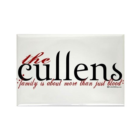 The Cullens Rectangle Magnet