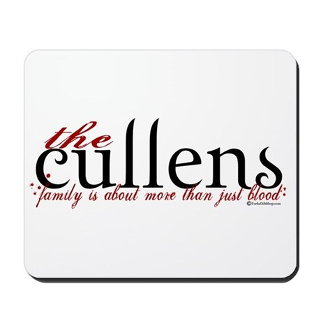 The Cullens Mousepad