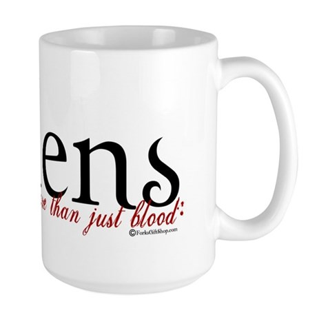 The Cullens Large Mug