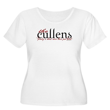 The Cullens Women's Plus Size Scoop Neck T-Shirt
