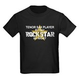 Tenor Sax Rock Star T