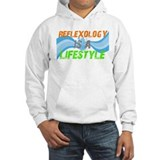 Reflexology is a lifestyle Hoodie