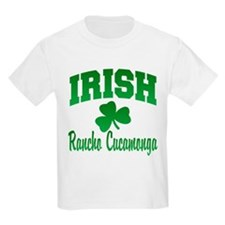 Rancho Cucamonga Irish T-Shirt