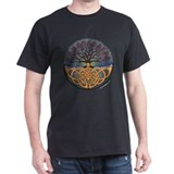 WorldTree T-Shirt (Black/Color)