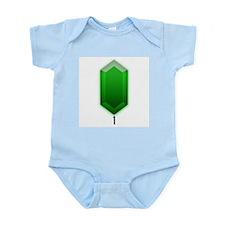 Green Rupee (1) - Infant Creeper