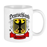 Deutschland Coat of Arms Small Mug