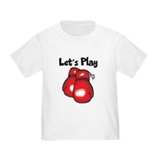 Let's Play Boxing T