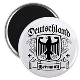 Deutschland Coat of Arms Magnet