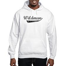 Wildman (vintage) Hoodie