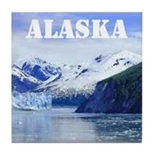 Beautiful Scenic Alaska Tile Coaster